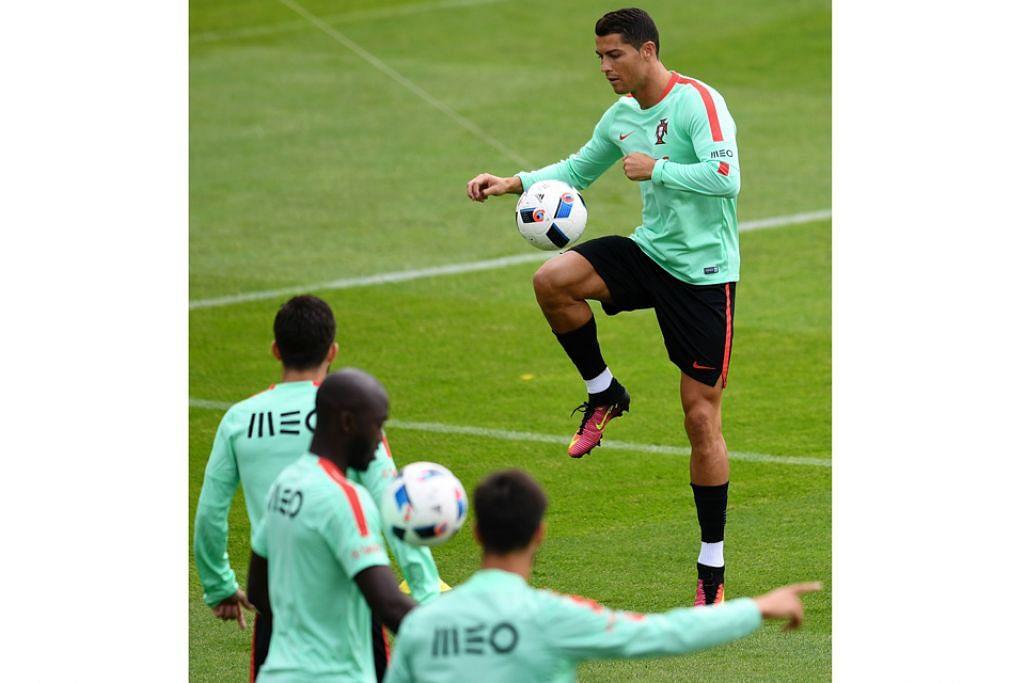 Peluang Ronaldo tebus kecewa... dan mulut celuparnya