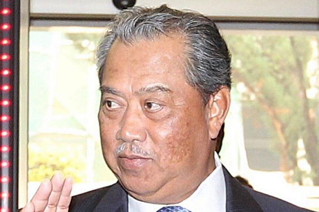 Muhyiddin sifatkan dakwaan terlibat dalam skandal dengan wanita sebagai berniat jahat