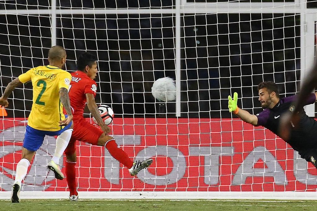Sah! Brazil masih belum sedia bersamba