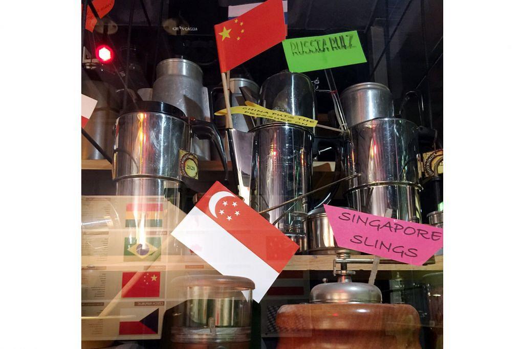 'Syurga' kaki coklat dan kopi di Australia