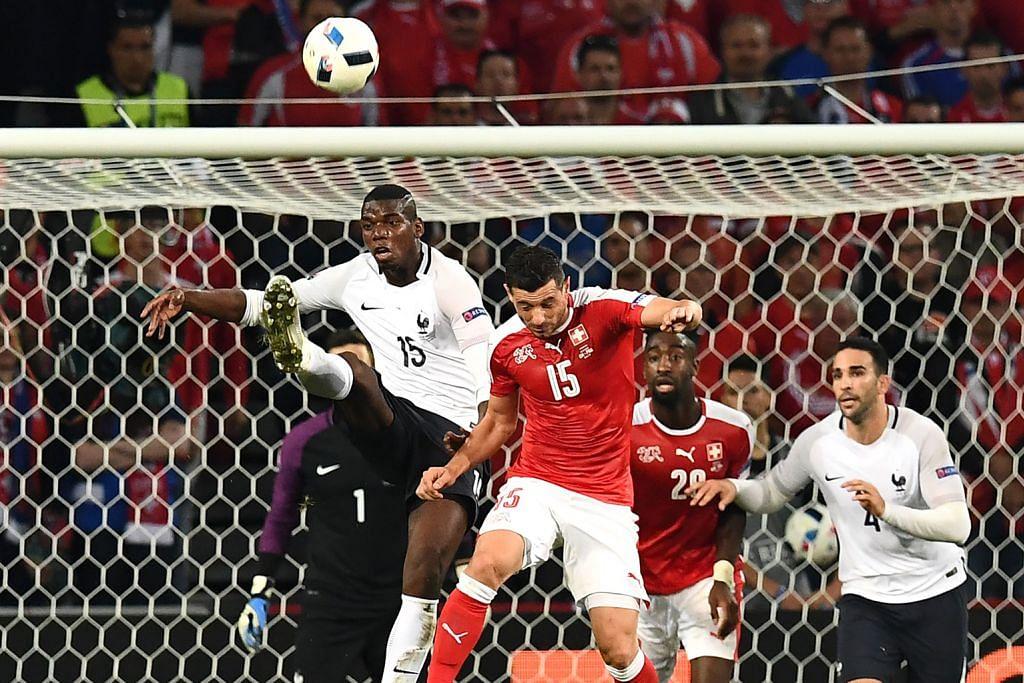 EURO 2016 Muncul juara kumpulan, Deschamps akur 'misi tercapai'