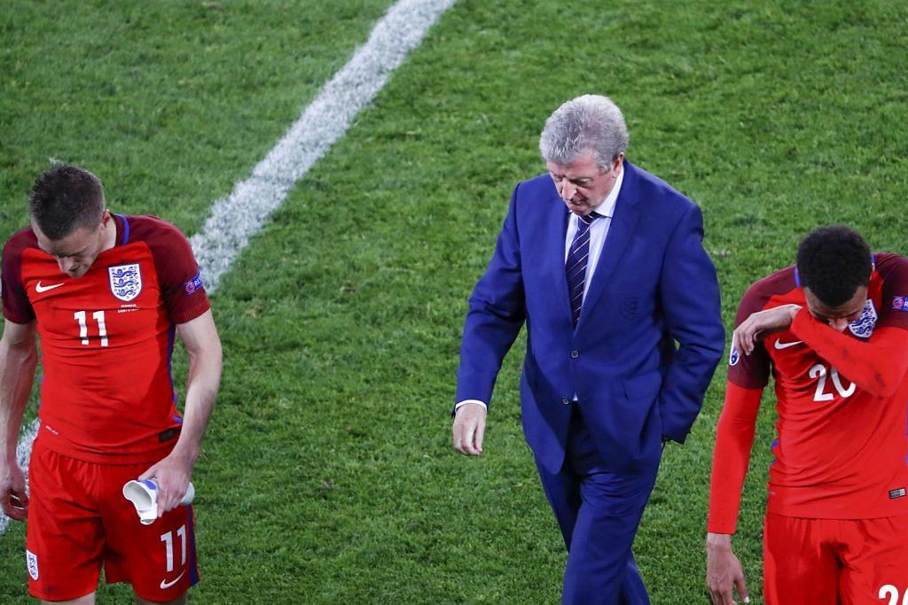 EURO 2016 KEBANGKITAN BRITAIN... ... tapi bukan England Langkah England bakal terhenti?