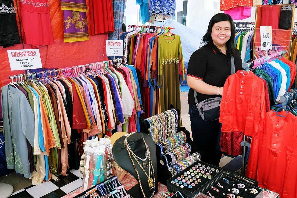 Tinggal 2 minggu: Peniaga bazar harap jualan lebih rancak EKONIAGA: SEKITAR RAMADAN