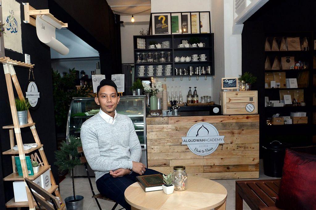 Pusat pembelajaran agama ala kafe
