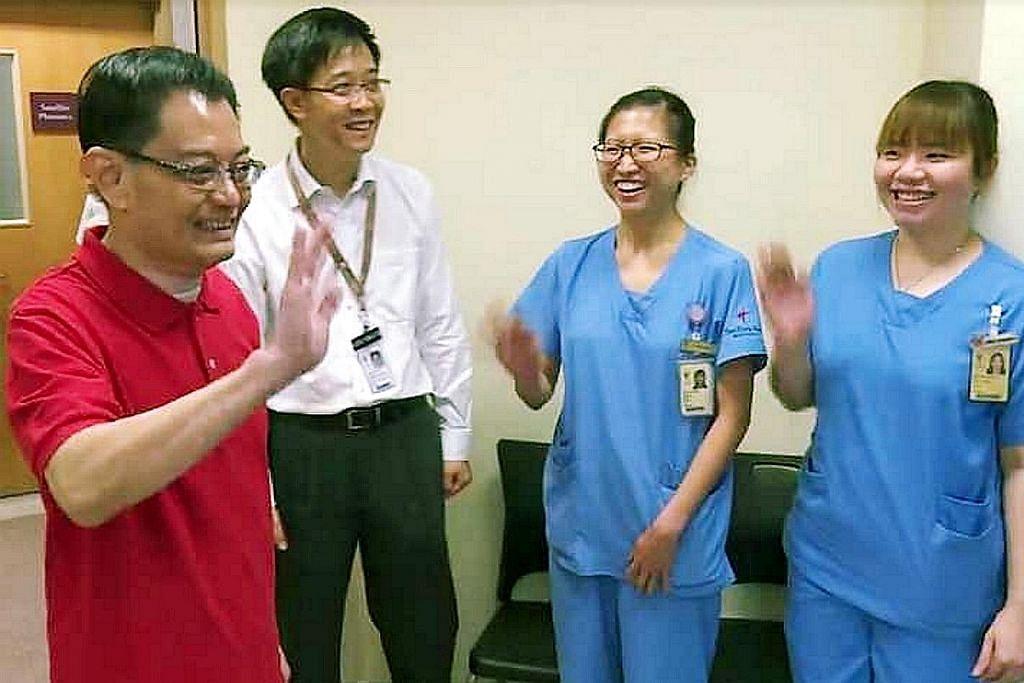 Swee Keat keluar hospital; pemulihan amat baik, kata PMO