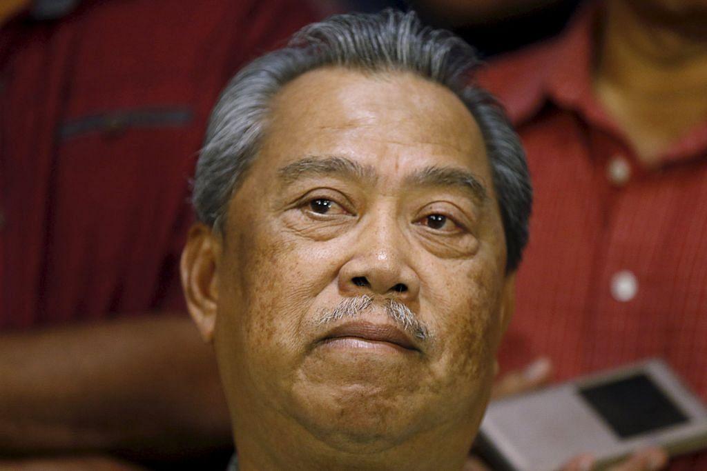 Muhyiddin rela terima pemecatan dari Umno