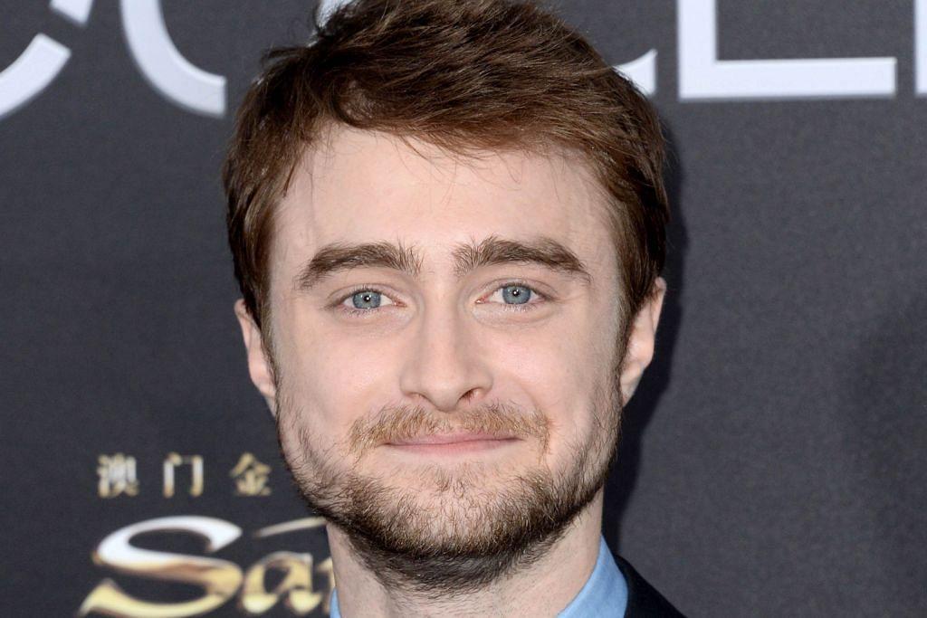 Pelakon Harry Potter jadi pilihan pikul watak-watak unik