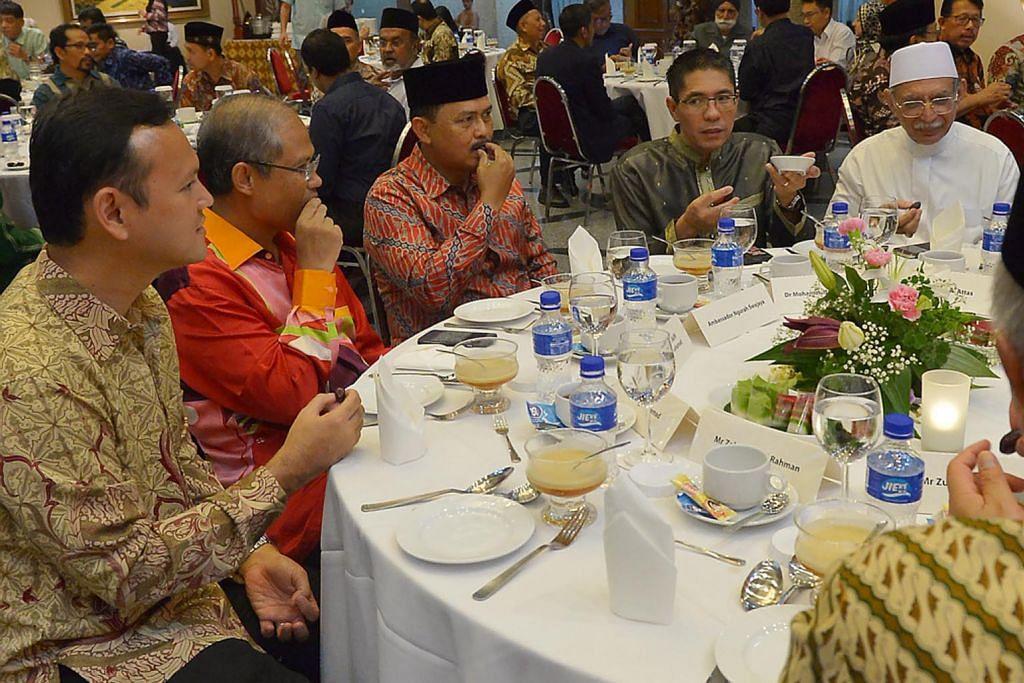 'Ikatan rapat S'pura-Indonesia penyumbang kedamaian dan kemakmuran rantau ini'