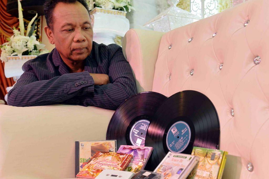 USAHA ATASI CABARAN 'TEKNOLOGI GANGGUAN' Syarikat rekod berdepan cabaran muzik digital