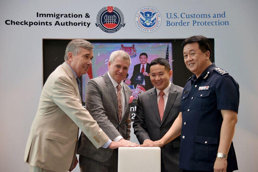 Perjanjian AS-S'pura perkukuh kawalan keselamatan sempadan