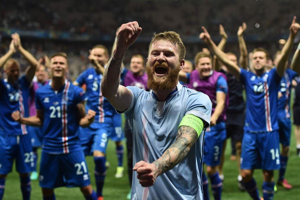 Selepas Brexit, England pula tersingkir EURO 2016