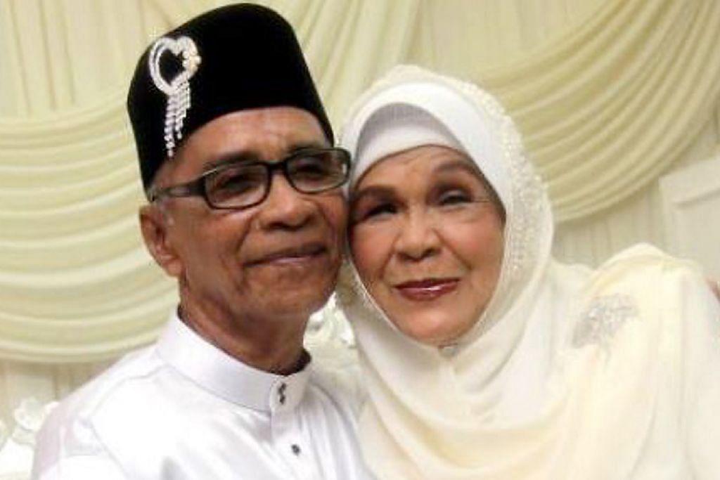 Ruminah Sidek bahagia bantu suami menoreh getah