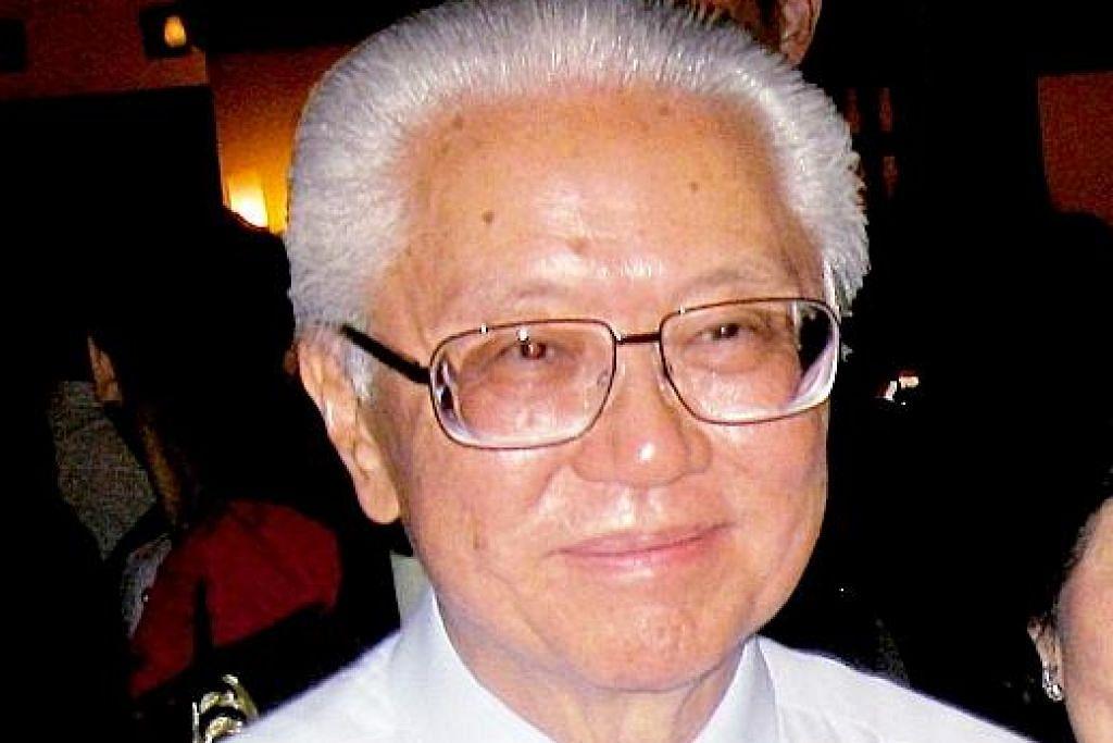 Presiden Tony Tan Keng Yam