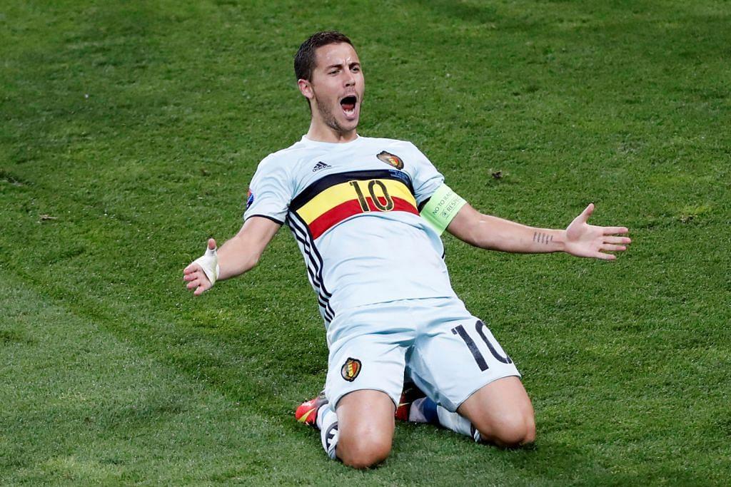 'Belgium perlu lawan bagai di padang sendiri'