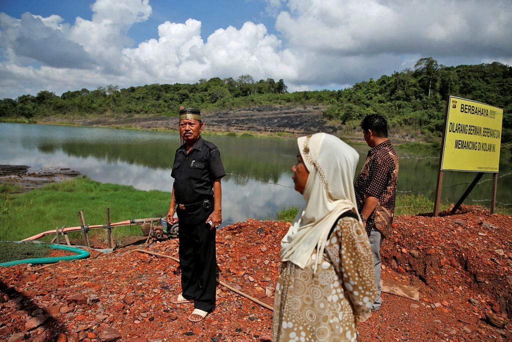 Ribuan lombong arang batu di Indonesia ditutup akibat harga merosot