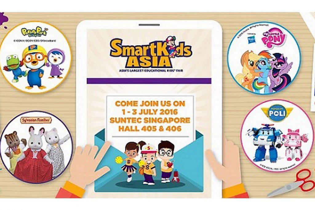 Acara SmartKids Asia dua kali setahun sempena Hari Belia