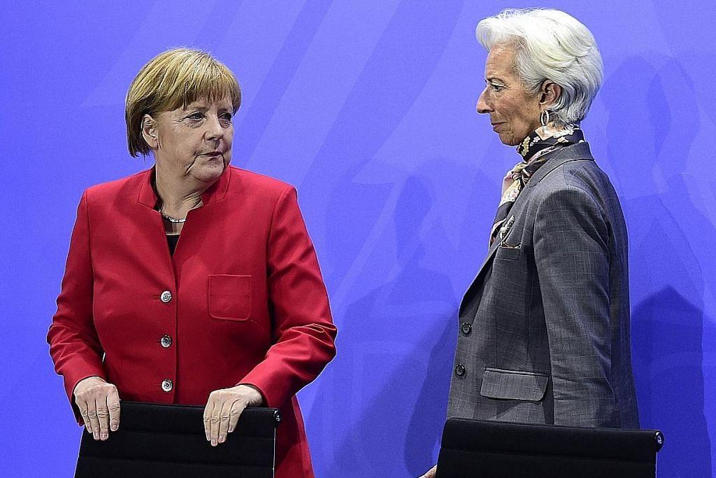 IMF bakal turunkan ramalan pertumbuhan ekon Jerman