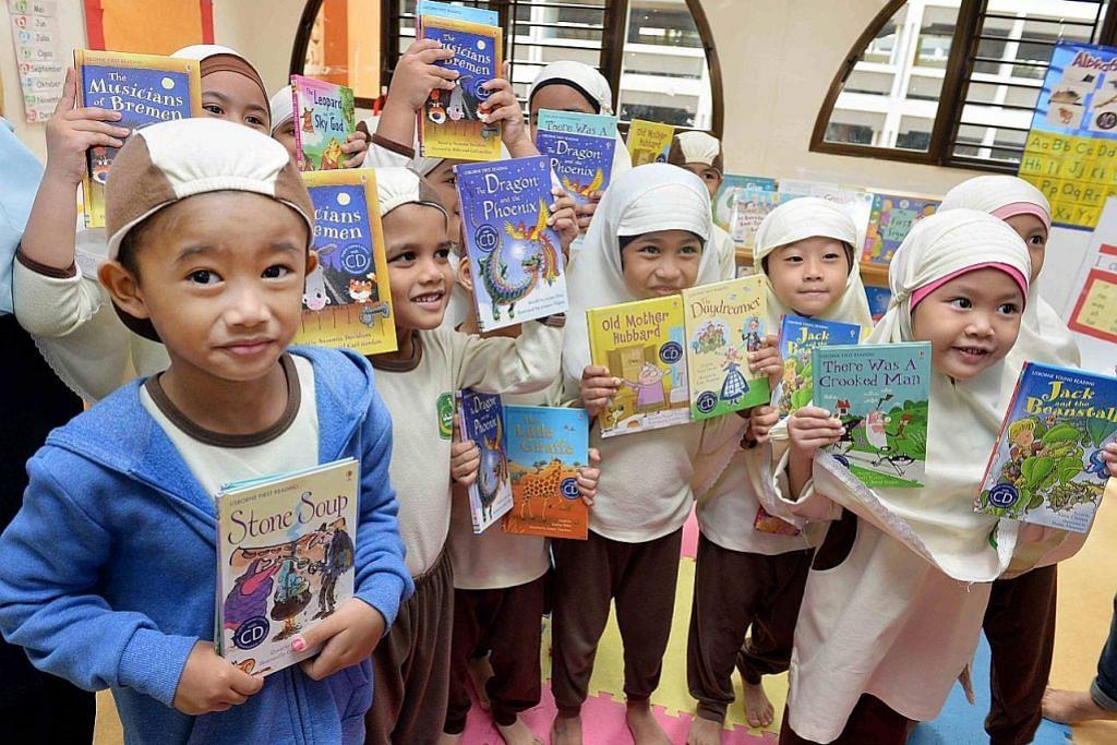 MPH derma 600 buku kepada Mendaki