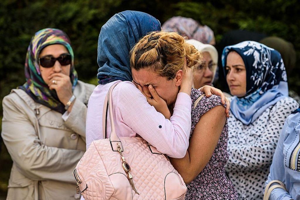 LETUPAN DI LAPANGAN TERBANG ISTANBUL Pengamat: Serangan tampil fahaman penyerang yang menyeleweng