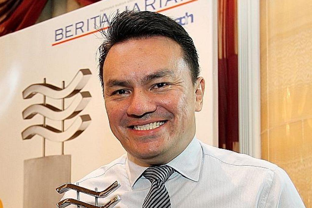 Suhaimi Rafdi dilantik pengerusi Mercy Relief