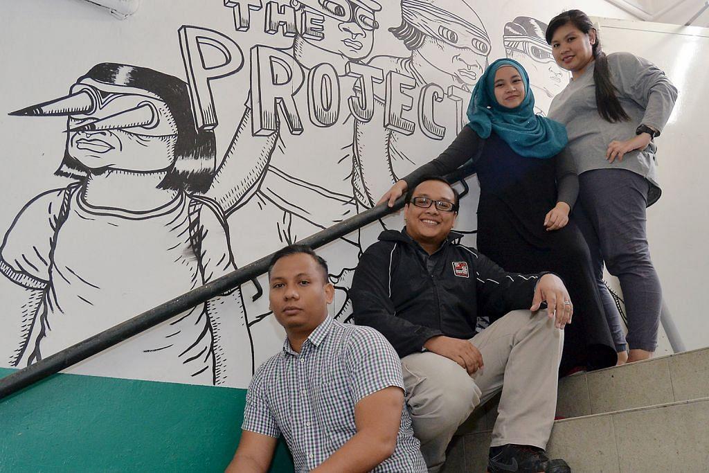 Persatuan Filem Melayu S'pura kotakan hasrat ramai tonton 'Redha'