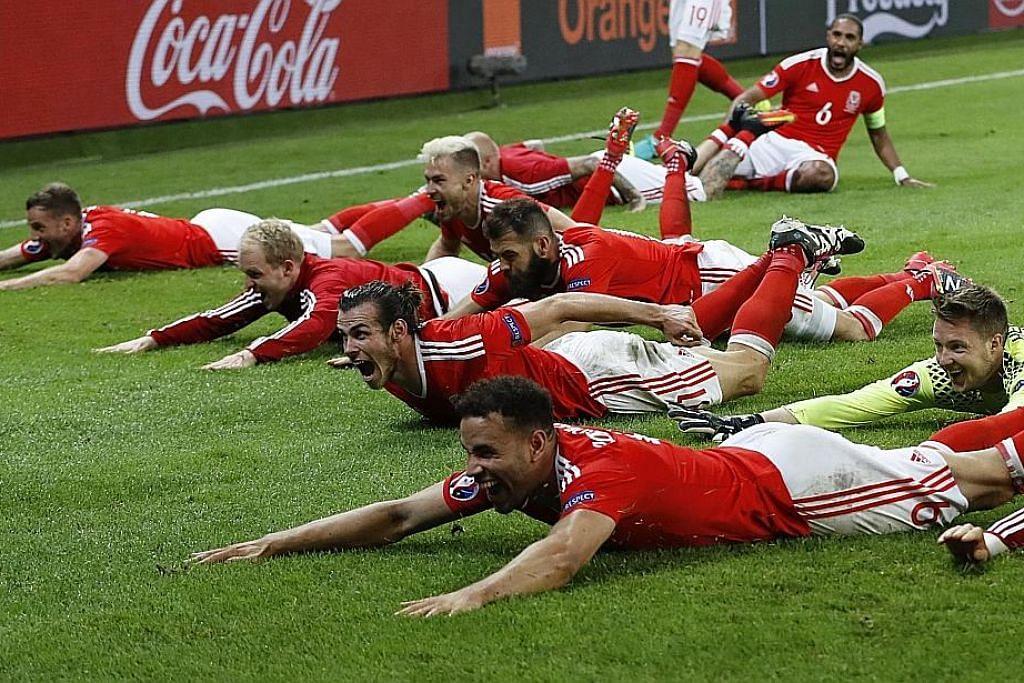 Detik paling hebat bagi bola sepak Wales