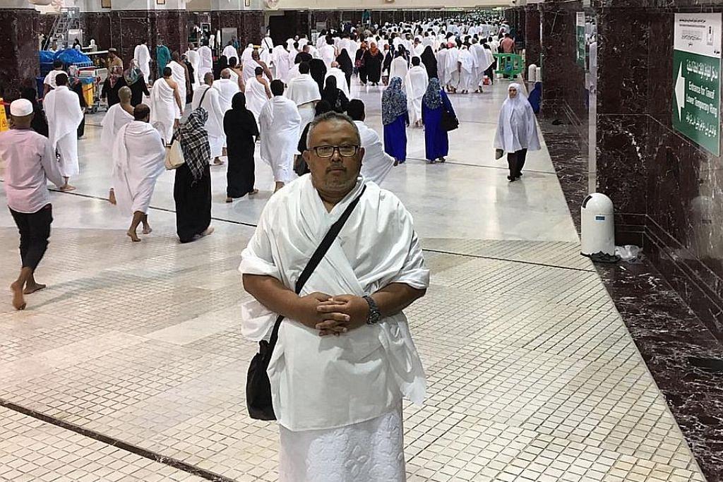 'Umrah Ramadan sesak macam waktu haji'