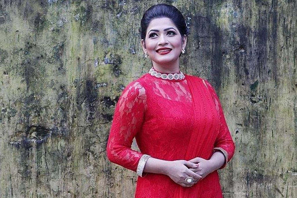 Aktres Bangladesh gemar sediakan stu dan kastard untuk berbuka puasa