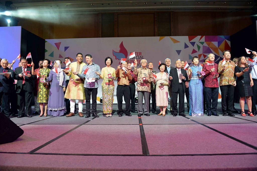 Presiden Tony Tan tetamu terhormat majlis rai keharmonian kaum dan agama