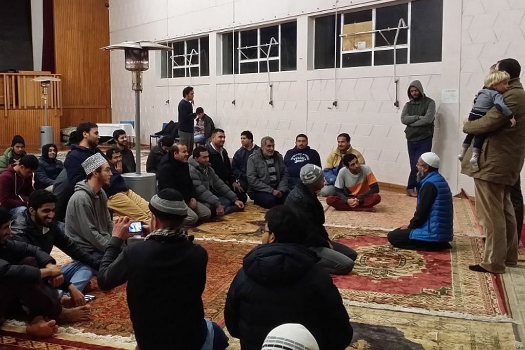 Pelarian Syria hidup lega di New Zealand