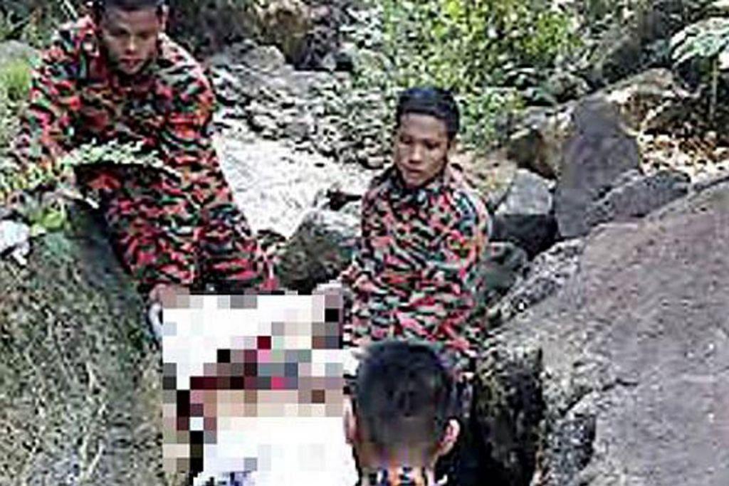 Warga S'pura maut terjatuh di air terjun Gunung Pulai di Johor