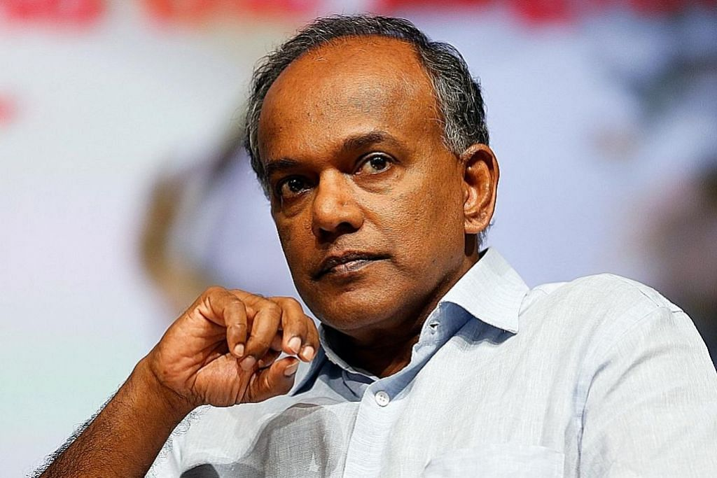 Shanmugam: Perlu galak orang ramai tampil lapor kes dera