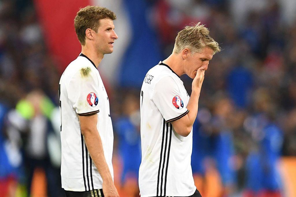 REVIU SEPARUH AKHIR EURO 2016 PERANCIS LAWAN JERMAN Loew: Jerman lebih handal tapi gagal