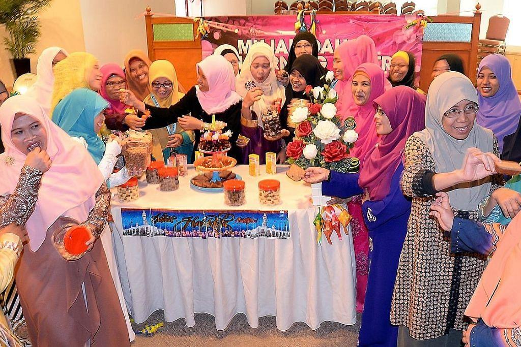 Majlis Raya ubati kerinduan pada keluarga di kampung