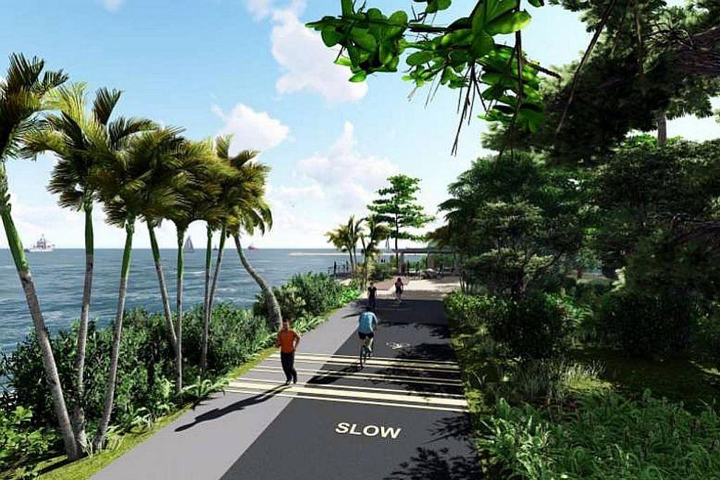 Koridor Pengembaraan Pantai mula dibina akhir tahun ini
