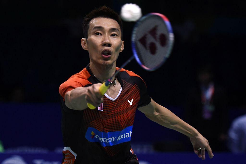 Rio peluang terakhir Lee Chong Wei takluk badminton perseorangan