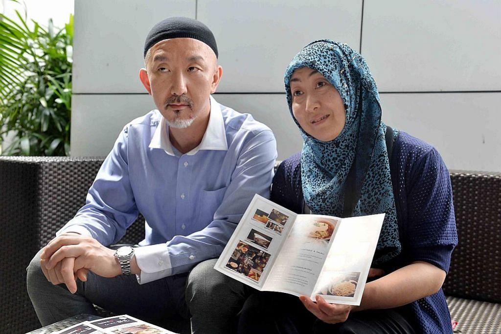 Pelajari makanan halal sehingga terbuka hati peluk Islam
