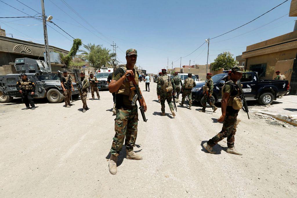 IS hilang 12% dari kawasan ditakluk di Iraq dan Syria dalam 6 bulan