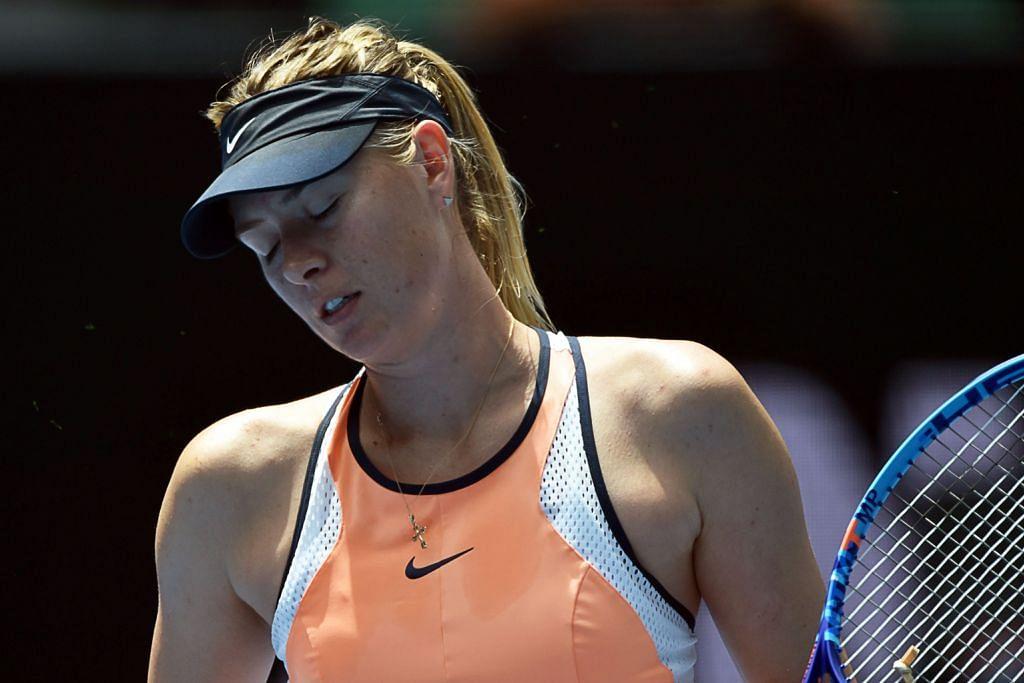 Sharapova tersingkir daripada Rio akibat tundaan keputusan kes dadah