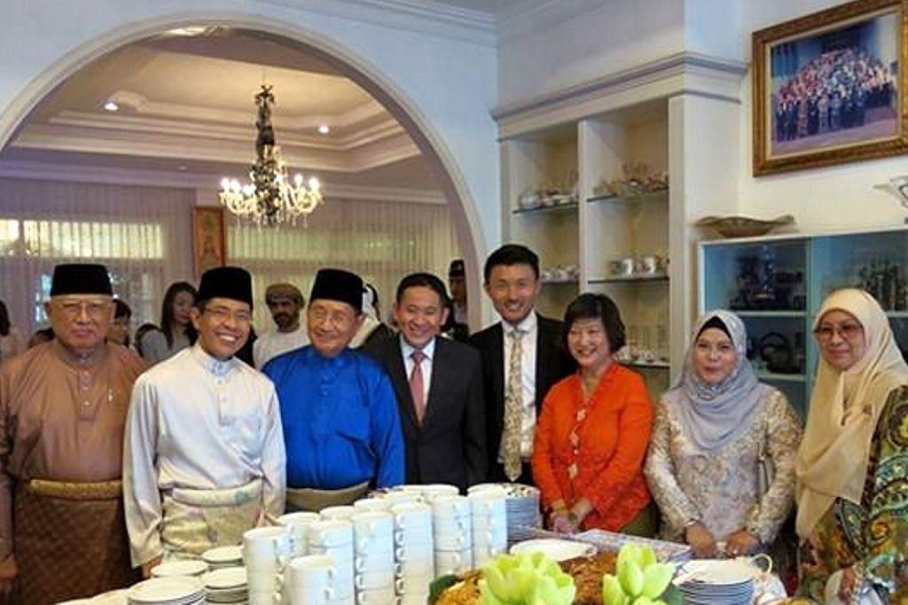 Lawatan Raya pererat hubungan S'pura-Brunei