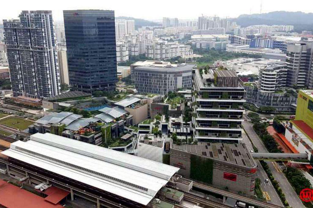 URA undang pelan bangun Daerah Tasik Jurong