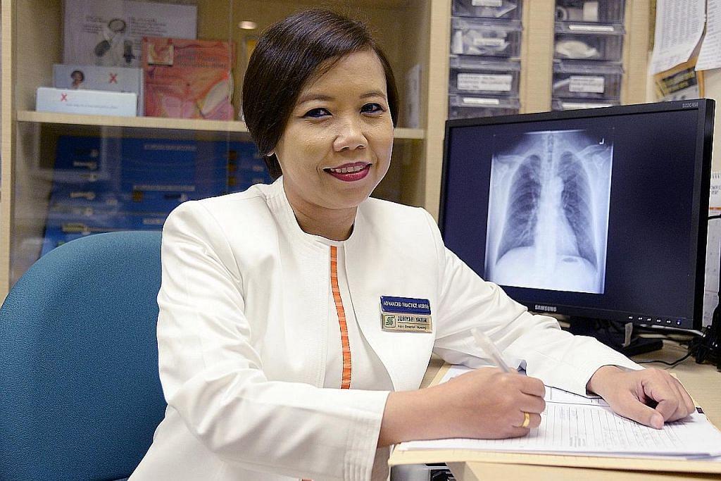EKONIAGA Jururawat atasi pelbagai cabaran demi genggam ijazah PhD