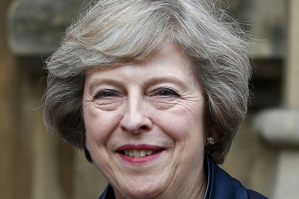 Theresa May bakal jadi PM wanita Britain kedua