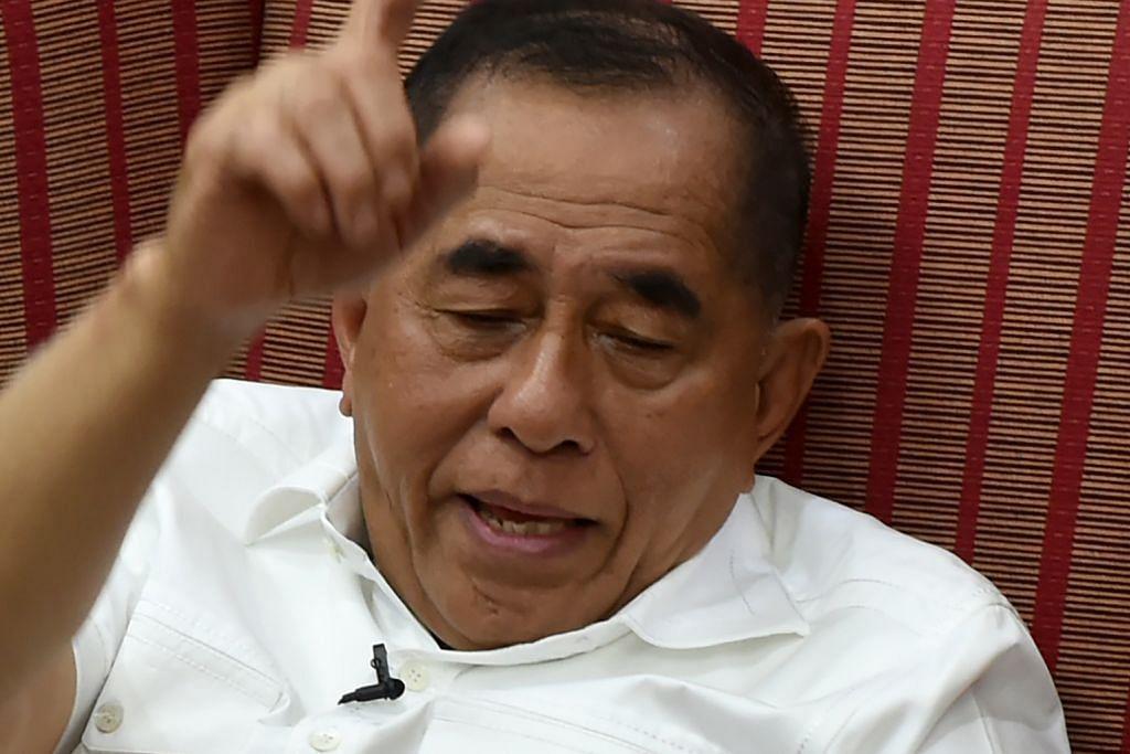 Indonesia pertingkat kawalan keselamatan di Natuna