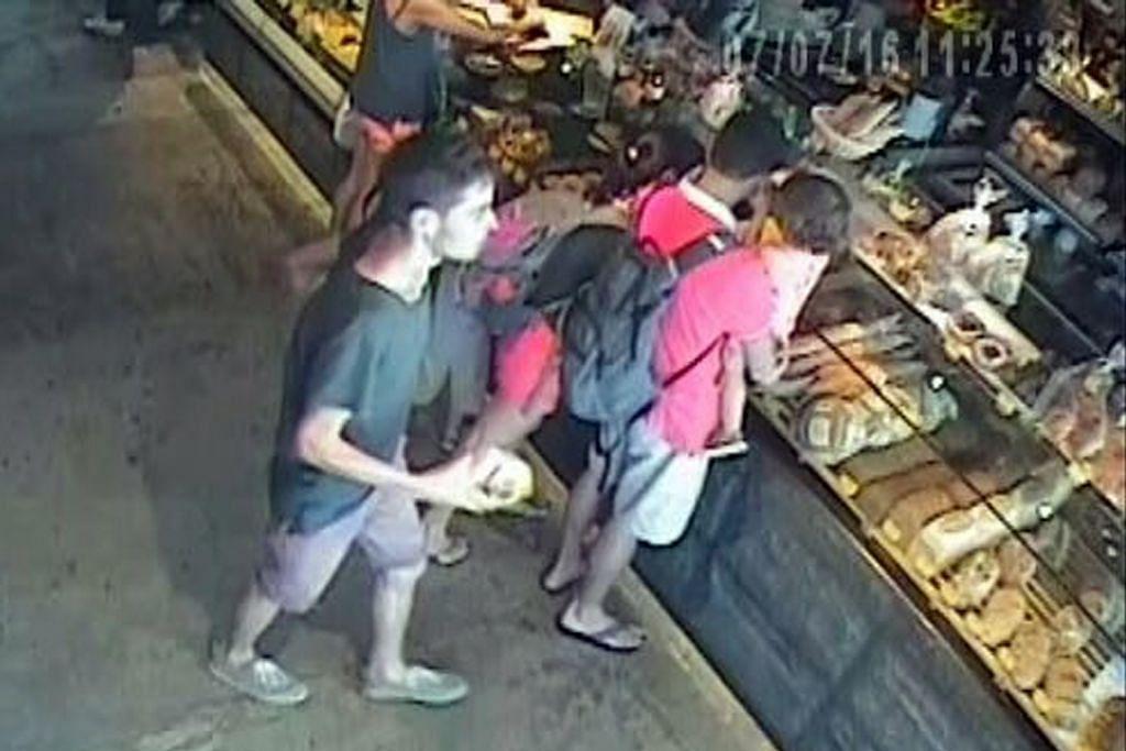 Suspek sempat kunjungi kafe di Holland Village?
