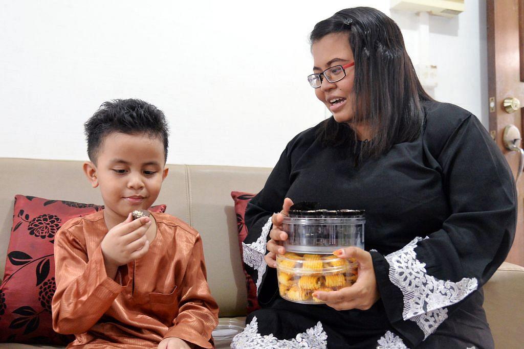 Ibu tabah jaga anak disleksia, sawan dan autisme