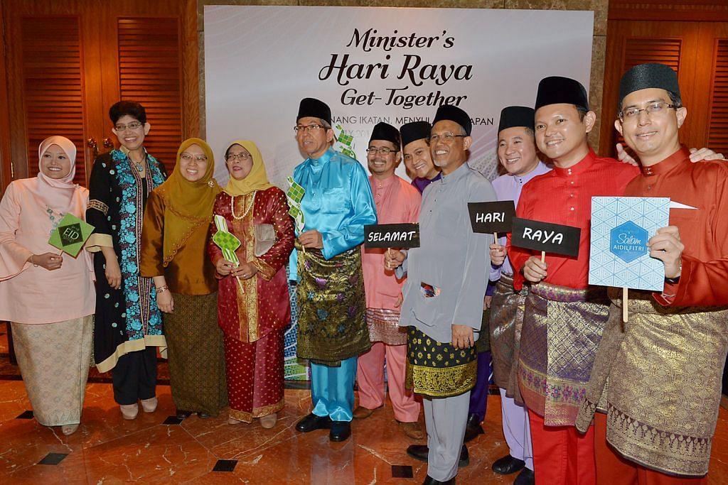 Kemajuan 50 tahun lalu jadi inspirasi masa depan lebih baik lagi bagi Melayu/Islam S'pura