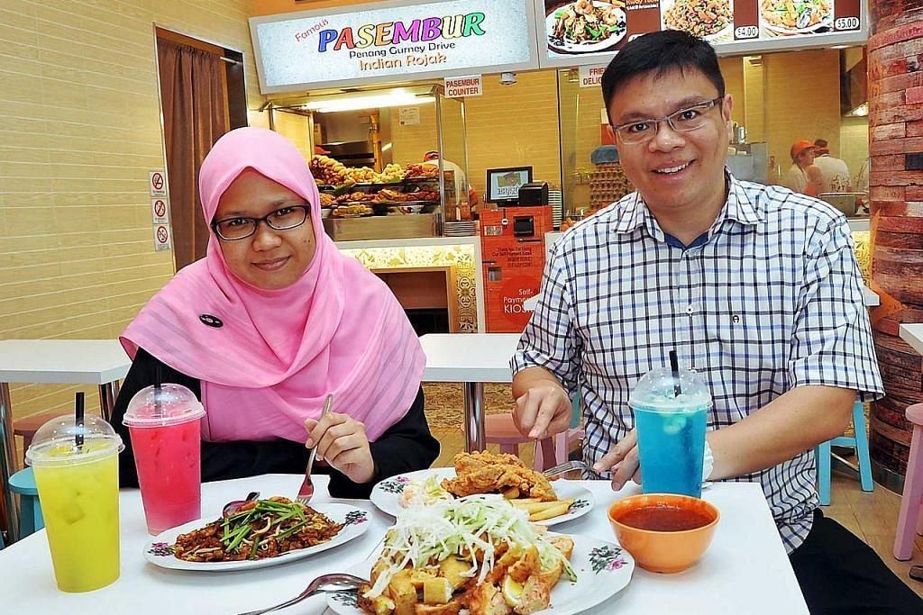 Peniaga bukan Muslim kongsi hasil jualan restoran dengan dua badan Islam