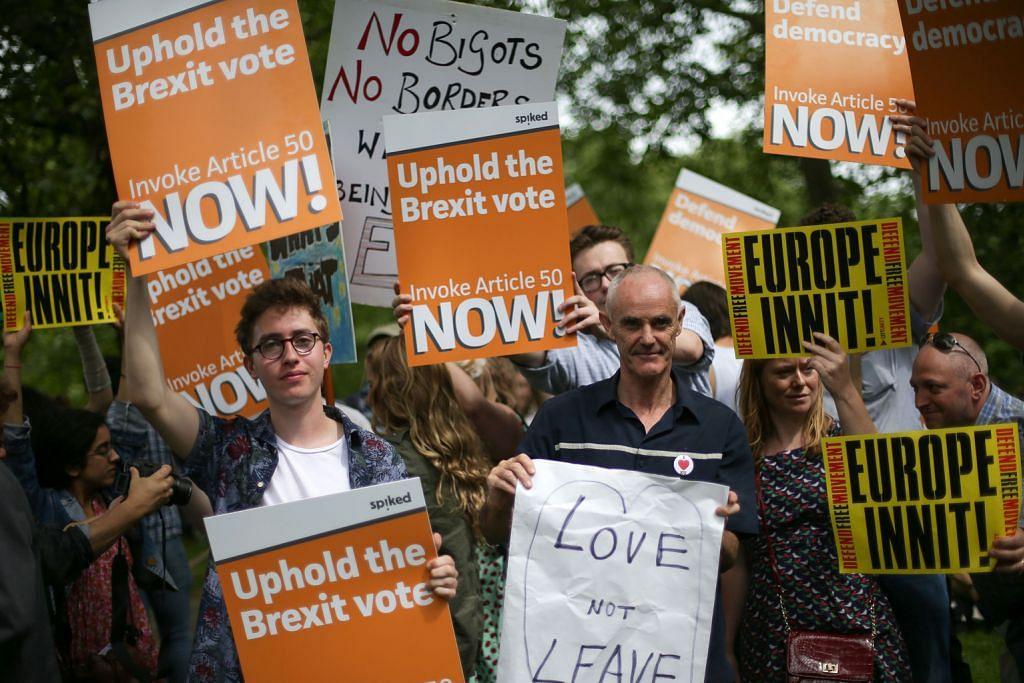 Bersatu harungi ketidaktentuan susuli Brexit