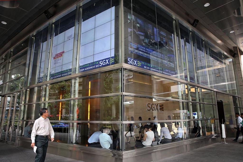 SGX akan bentuk anak syarikat kendali fungsi kawalan bursa